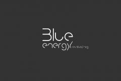 BlueEnergy Logo Light