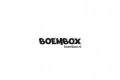 Boembox Logo Official voor druk