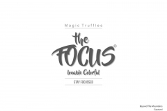 FOCUS Logo Official + Slogan DS