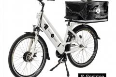 FOOD2SHOP-E-Bike-White