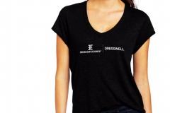 Flyer-A3-Mockup-Black-T-shirt