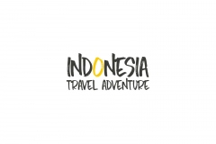 INDONESIA TRAVEL ADVENTURE Logo Official Outlined 2017