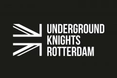 UNDERGROUND KNIGHTS ROTTERDAM LOGO OFFICIAL