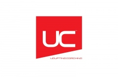 Uplifting Coaching Logo Official Cubed 02